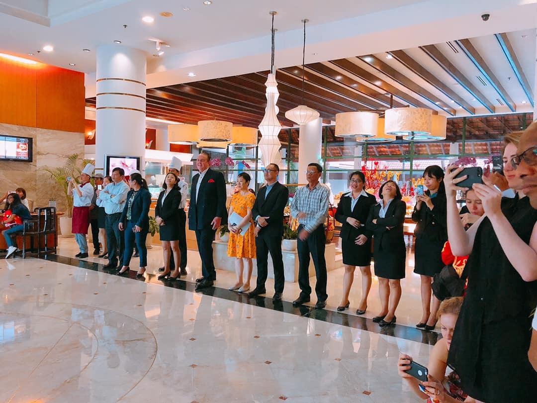 Lễ khai trương năm mới khách sạn park royal 2019 - 4