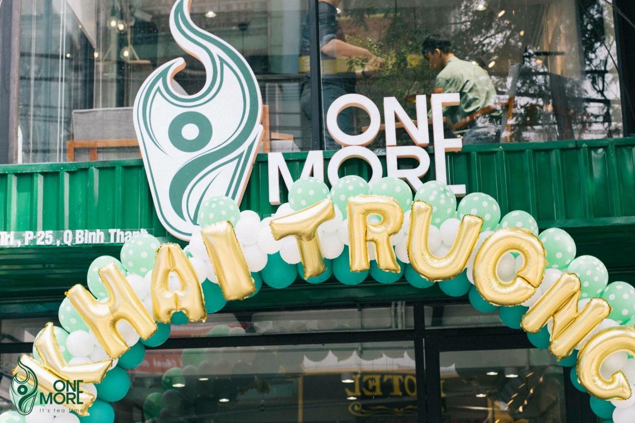 Lễ khai trương thương hiệu trà sữa one more - 5