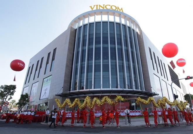 Lễ khai trương trung tâm thương mại vincom biên hoà - 1