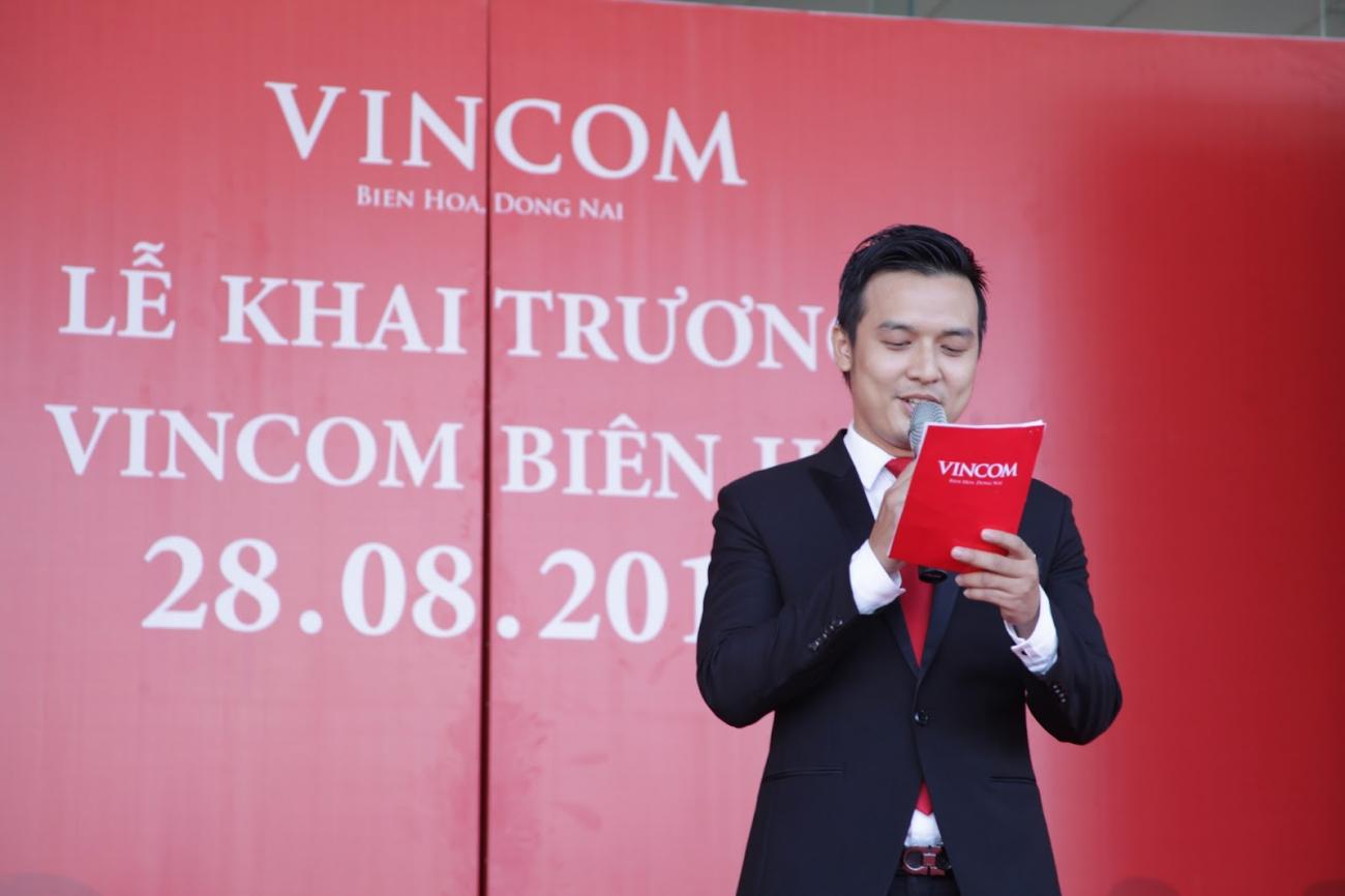 Lễ khai trương trung tâm thương mại vincom biên hoà - 5