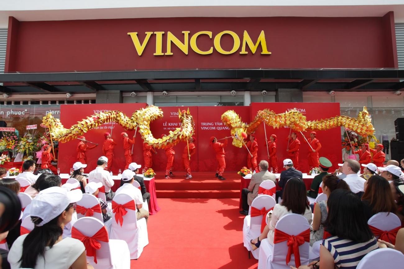 Lễ khai trương trung tâm thương mại vincom quang trung - 7