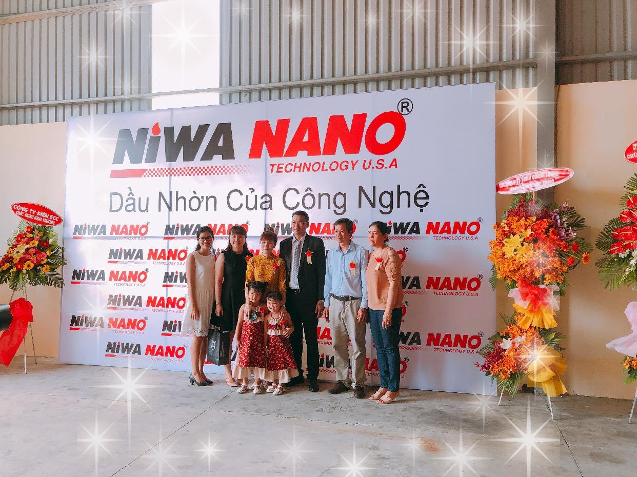 Lễ khánh thành nhà máy pha chế dầu nhờn niwa nano - 7
