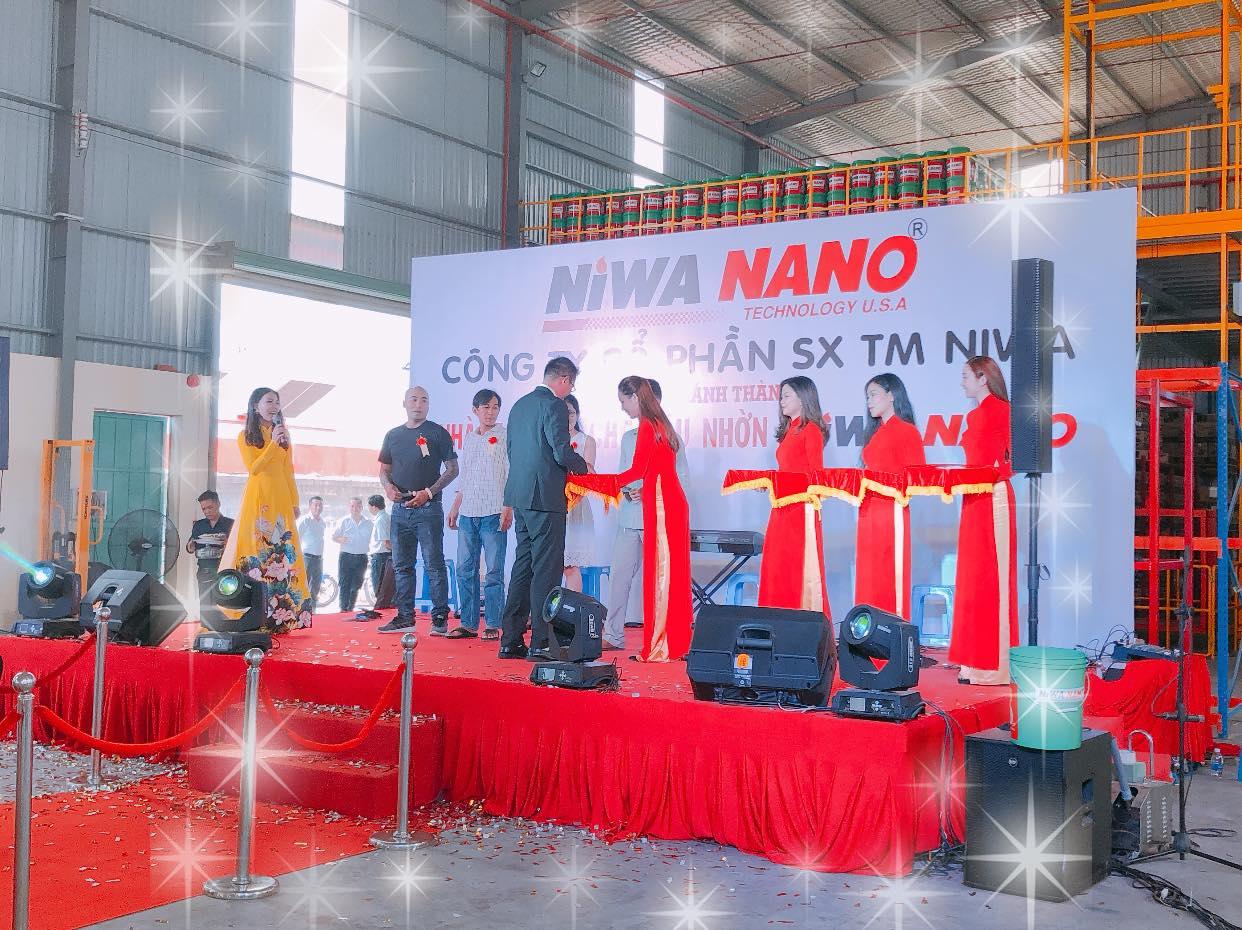 Lễ khánh thành nhà máy pha chế dầu nhờn niwa nano - 8