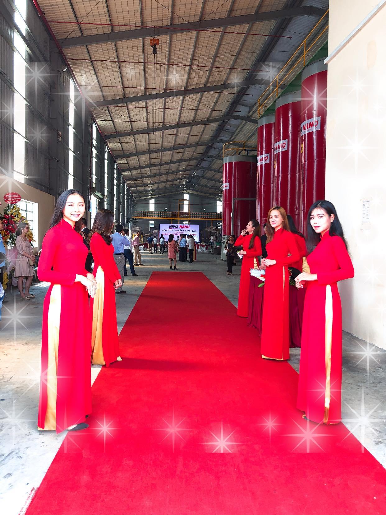 Lễ khánh thành nhà máy pha chế dầu nhờn niwa nano - 2