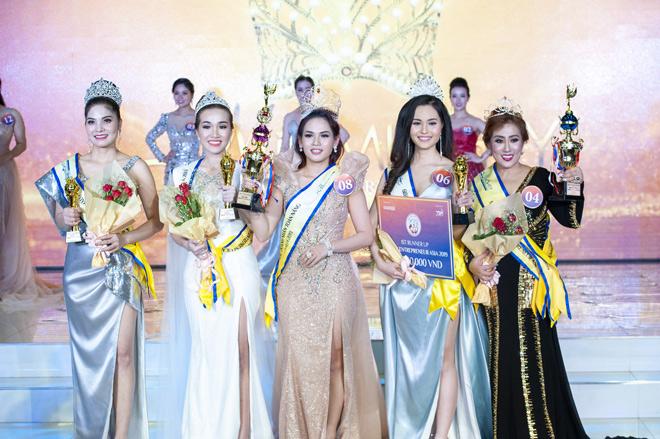 Nữ doanh nhân ngọc hân giành ngôi hoa hậu doanh nhân toàn năng châu á 2019 - 5