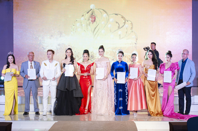 Nữ doanh nhân ngọc hân giành ngôi hoa hậu doanh nhân toàn năng châu á 2019 - 6