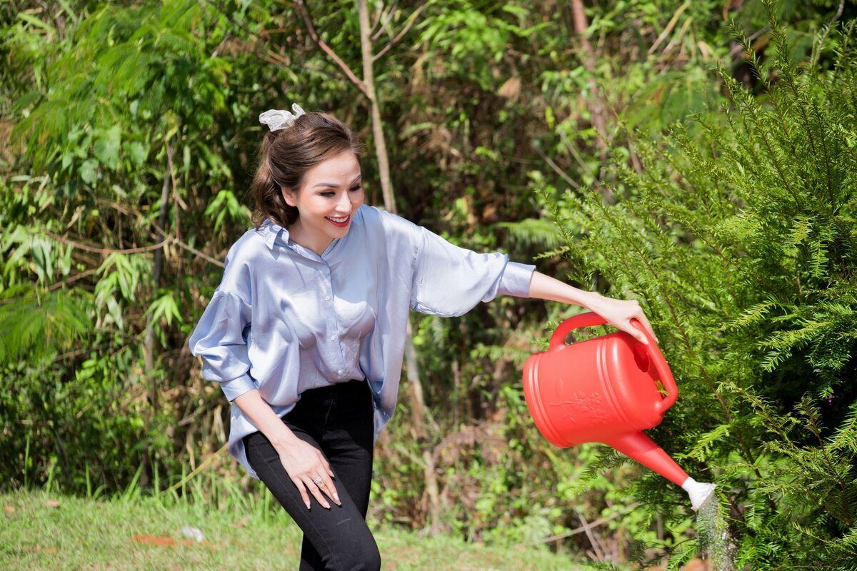 Trúc diễm diễm hương trồng cây ở lâm đồng - 4