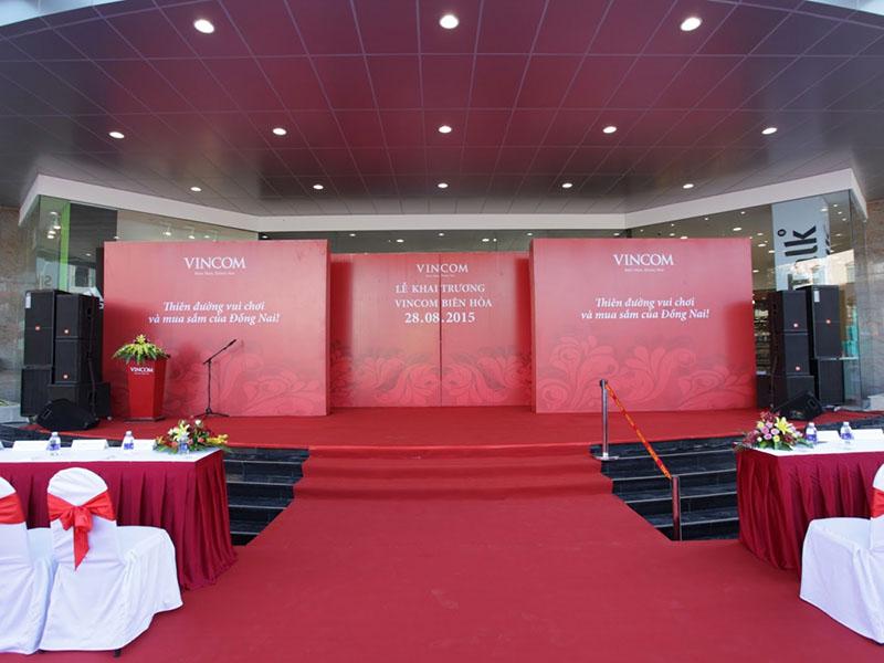 Lễ Khai Trương Trung Tâm Thương Mại Vincom Biên Hoà