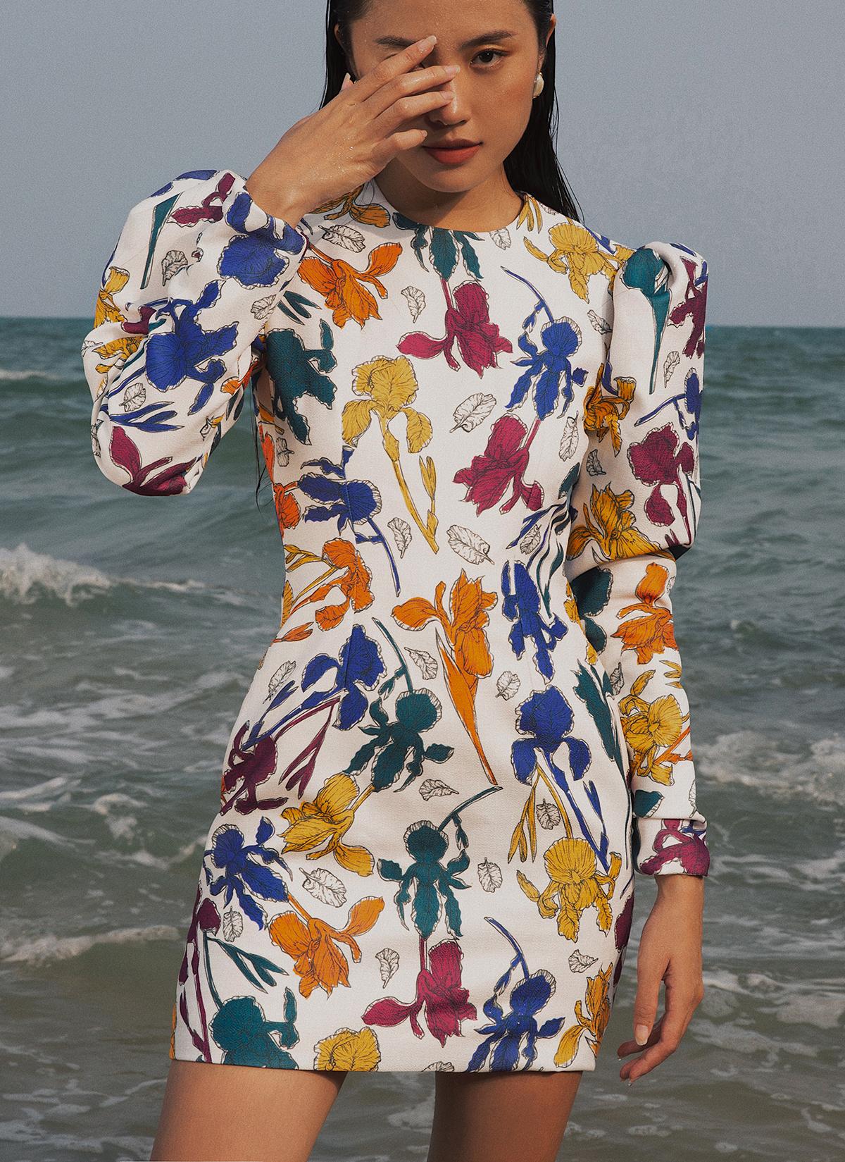 Người mẫu Thanh Vy gợi ý 5 trang phục mùa hè