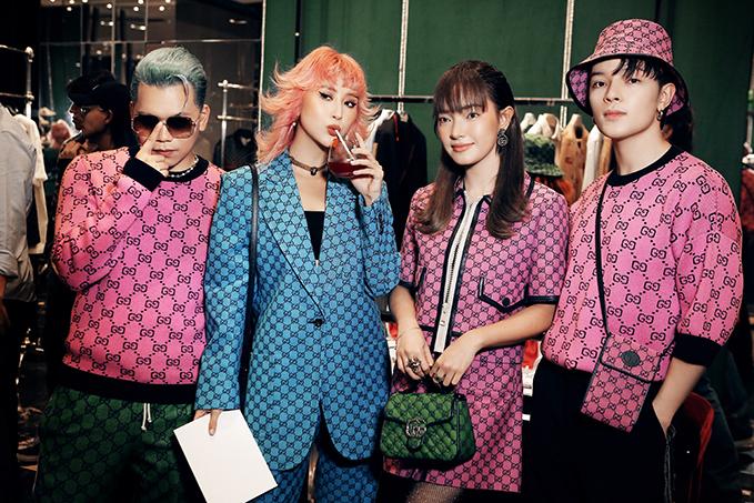 Fashionista Việt diện đồ sắc màu