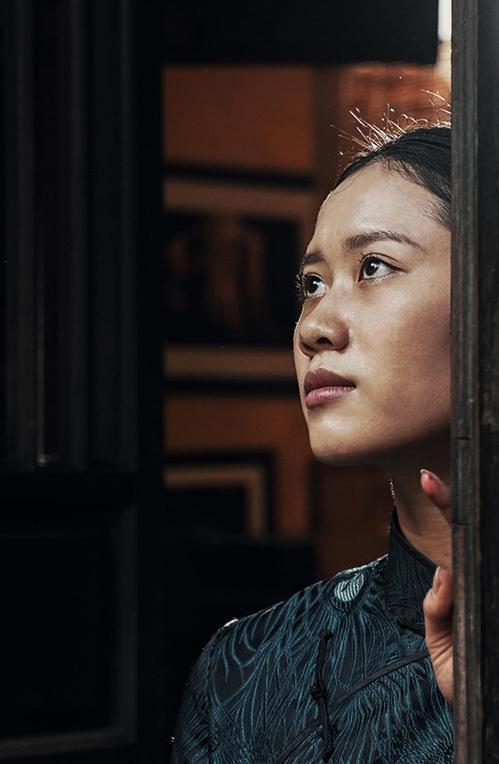 Hoàng Phượng vào top 3 'Diễn viên châu Á xuất sắc'
