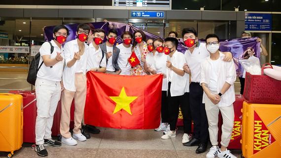 Nhan sắc Việt 'vào mùa'
