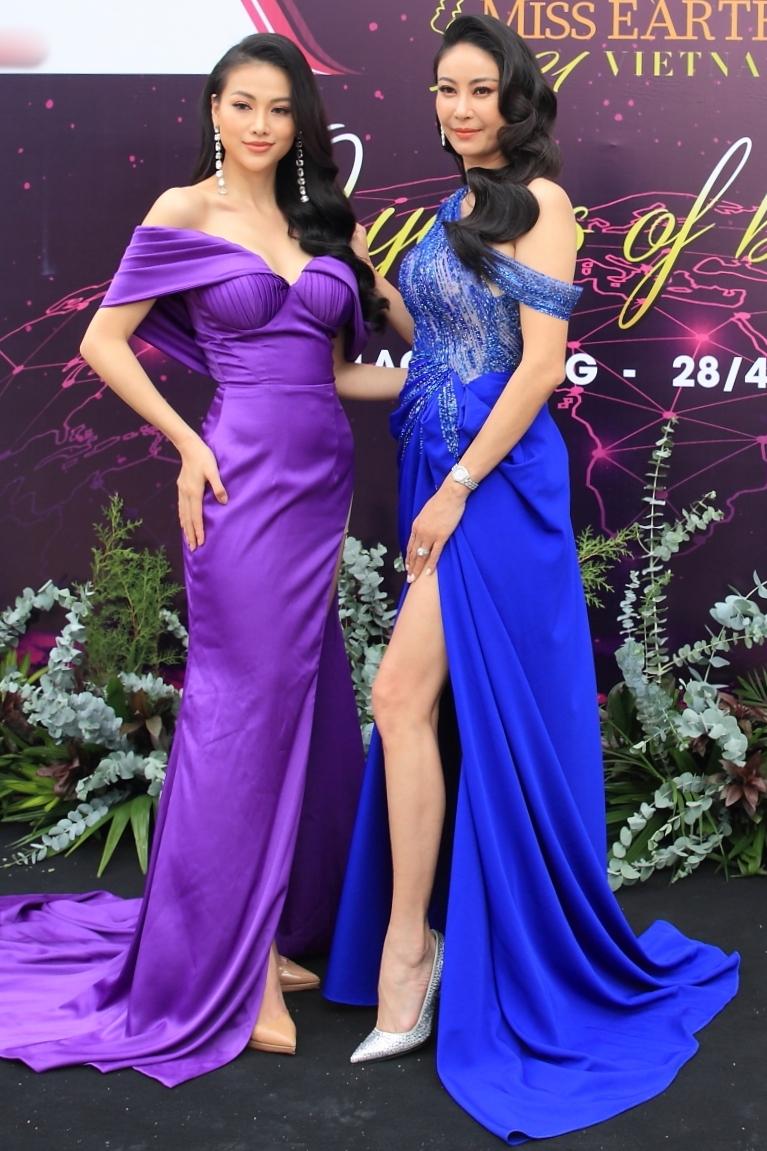 Miss Earth Việt Nam thi sơ khảo trực tuyến