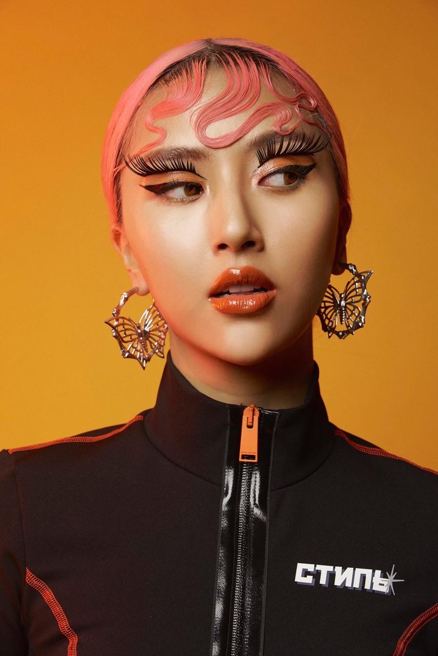 Quỳnh Anh Shyn ngày càng khẳng định mình là một fashionista chân chính