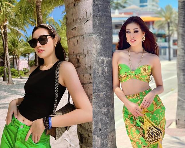 Style của Hoa hậu Khánh Vân trước và sau Miss Universe: Khác biệt đến khó tin!